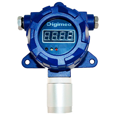 Gás NH3 Digimed